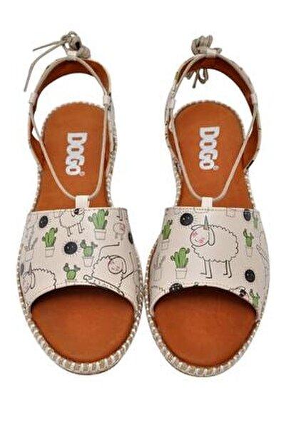 Kadın Bej Sandalet Dgs017hzl005