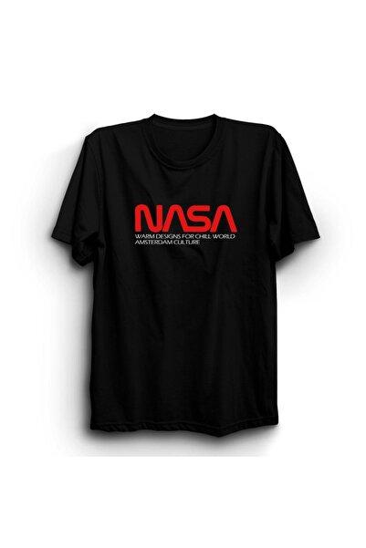The Fame Nasa, Uzay, Space, Amsterdam Tişört