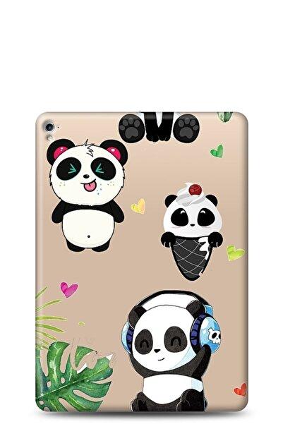 MobilCadde Ipad Pro 12.9 2017 Happy Panda Kılıf
