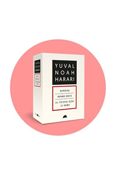 Kolektif Kitap Yuval Noah Harari Seti 3 Kitap Takım Kutulu(sapiens, Homo Deus, 21.yüzyıl Için 21 Ders)