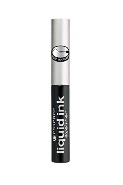 Essence Likit Siyah Eyeliner 3 ml 4250587705454