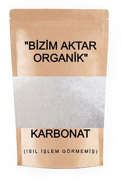 BİZİM AKTAR ORGANİK Karbonat Gıda Tipi Yenilebilir Sodyum Bikarbonat 500 Gr