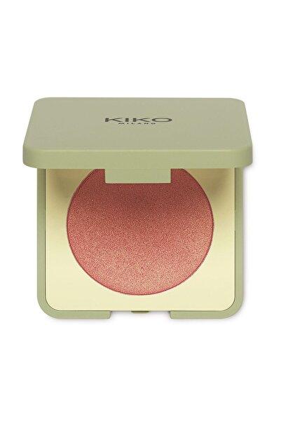 KIKO Coral View Kompakt New Green Me Blush Allık 101