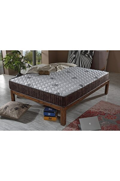Royal Lüks Bedding Royal Lux Bedding Double Side Full Ortopedik Yaylı Yatak