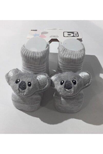 Bibaby Çıngıraklı Çorap 0-3 Ay