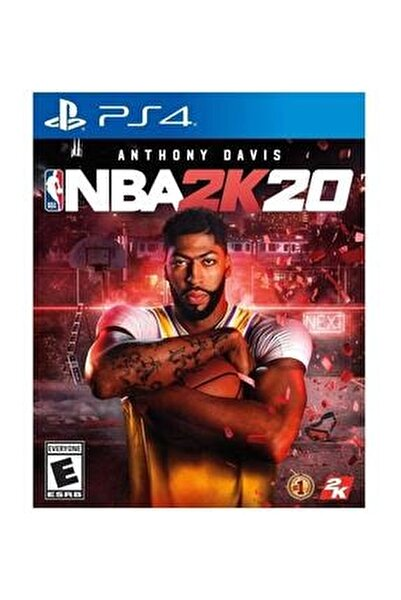 Nba 2k20 Ps4 Oyun