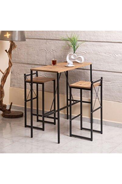 Retodesign Bar Masası 100 / 45 Yemek Masası