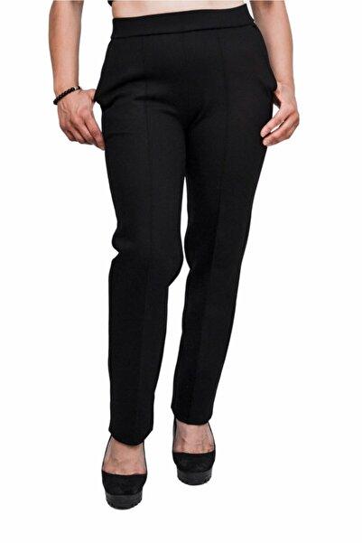 Otto Kadın Siyah Kalem Pantalon