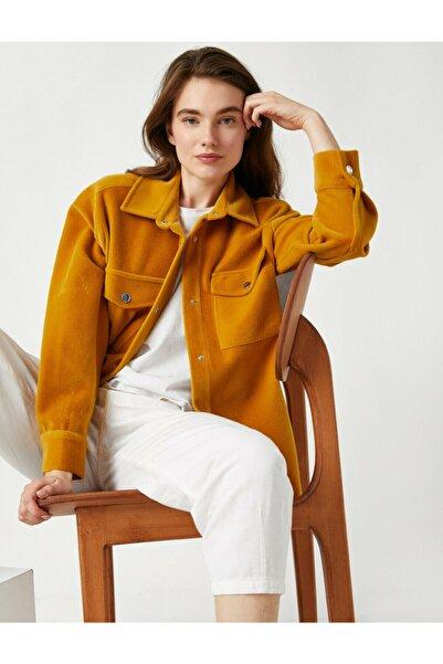 Koton Kadın Sarı Jackets