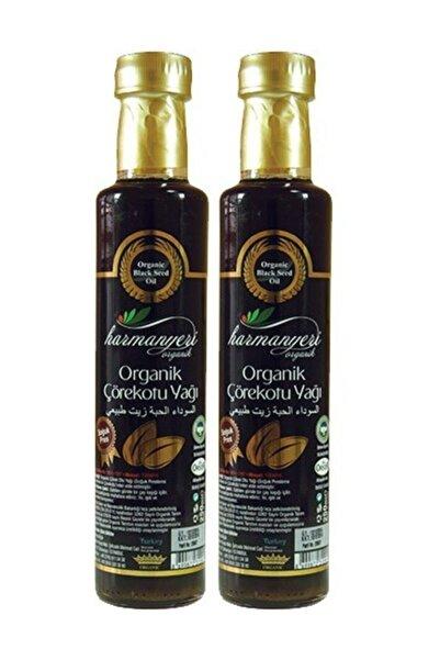 Harmanyeri Organik Çörekotu Yağı 250 ml 2 Adet