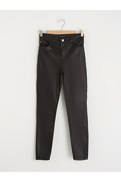LC Waikiki Kadın Siyah Casual Pantolon