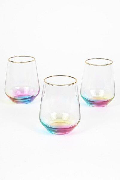 Rakle 425 Cc Rainbow Meşrubat Bardağı