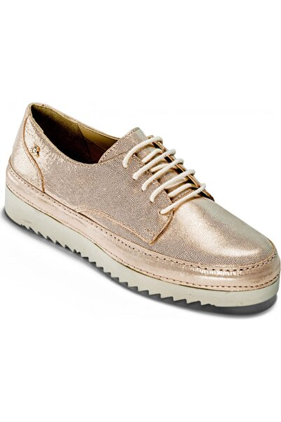 Venüs Kadın Altın Taban Ayakkabı