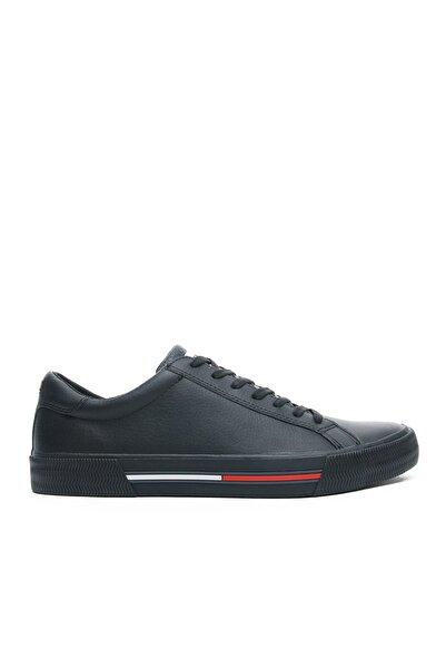 Tommy Hilfiger Essential Erkek Siyah Spor Ayakkabı EM0EM00567