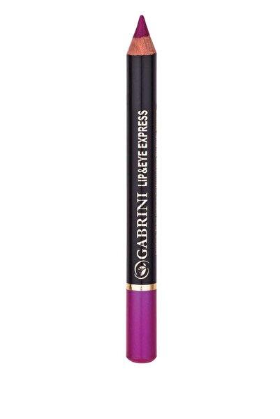 Gabrini Lip& Eye Pencil 119