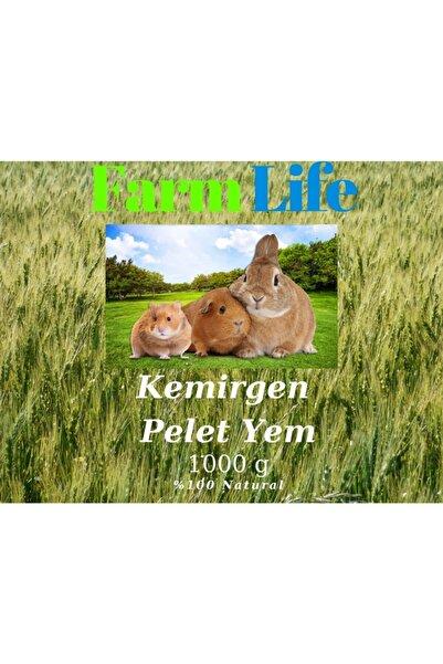 FarmLife Tohum Farm Life 5 Kg Ince Pelet Kemirgen Yemi ( Tavşan - Hamster - Guinea Pig )