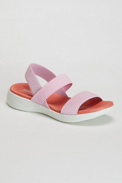 Tonny Black Kadın Pembe Sandalet Tbems