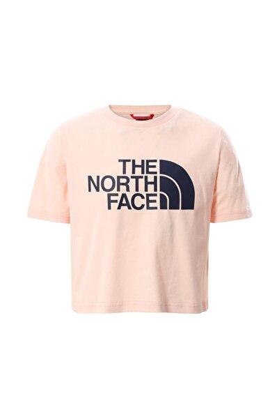 THE NORTH FACE Kadın Pembe Tişört