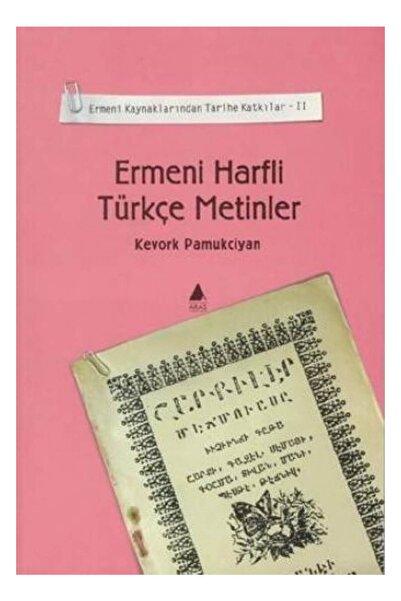 Aras Yayıncılık Ermeni Harfli Türkçe Metinler