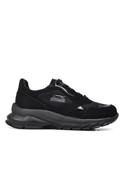Slazenger Kadın Siyah Kansas Spor Ayakkabı