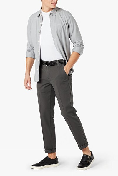 Dockers Erkek Smart 360 Flex Workday Khaki Pantolon, Slim Fit 3627200040