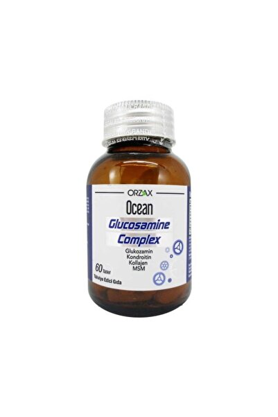 Orzax Glukozamin Kompleks 60 Tablet Skt:04/2023
