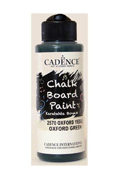 Cadence Kara Tahta Boyası 2570 Oxford Yeşili 120 ml