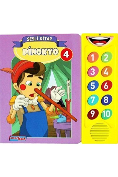 SMART-TEACH Pinokyo 4 (sesli Kitap)