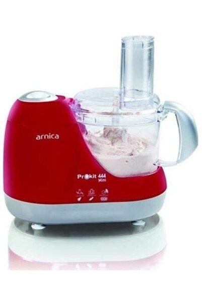 Arnica Kırmızı Prokit 444 Mini Gh21032 600 W Mutfak Robotu