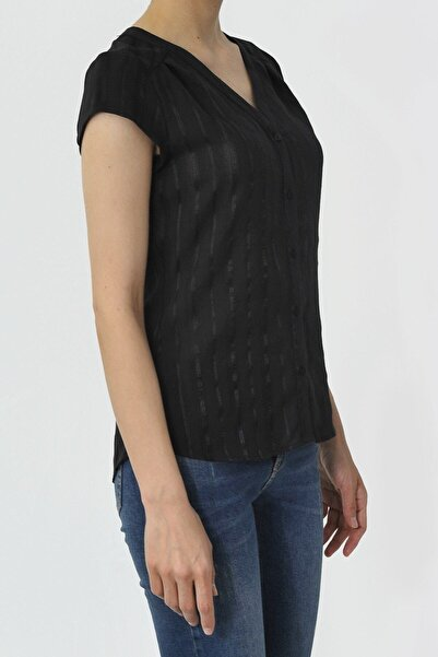 Journey Kadın Siyah Bluz 19YBLZ805