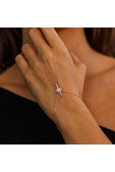 Gümüş Star Kadın Kuzey Yıldızı Şahmeran