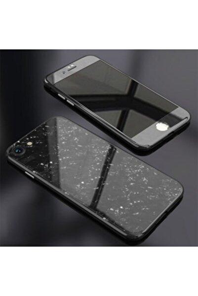 zore Apple Iphone 6 Kılıf Voero Desenli 360 Magnet Case