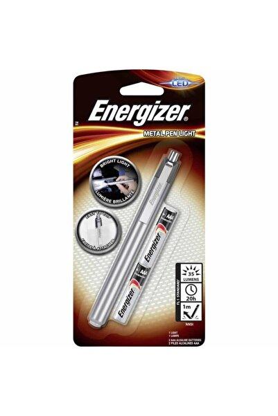 Energizer Fl Penlite + Klipsli Kalem Tipi Led El Feneri Aaa Kalem Fener