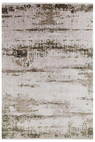 ELEXUS HALI Bej Koyu Haki Olimpos Halı 1916 160x230