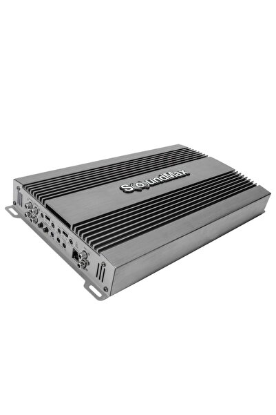 Soundmax Sx-pw 5500.5 5 Kanal Profesyonel Anfi
