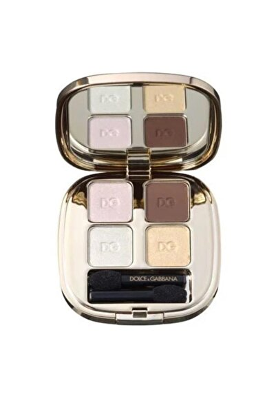 Dolce Gabbana Smooth Eye Colour Quad Göz Farı 125 Golds