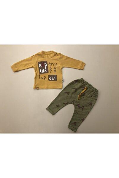 Flexi Erkek Bebek 2'li Takım