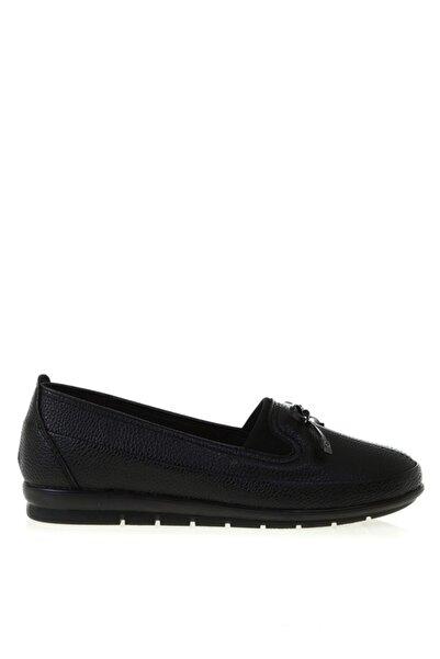 Cotton Bar Kadın Siyah Casual Ayakkabı
