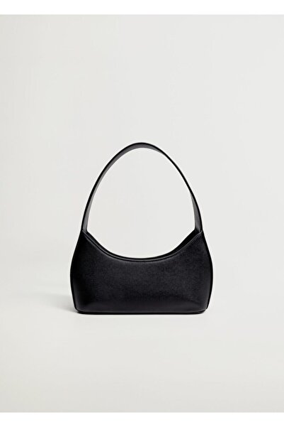 Violeta by MANGO Kadın Siyah Çanta