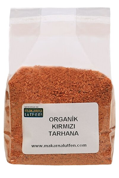Makarna Lütfen Organik Kırmızı Tarhana (200 G)