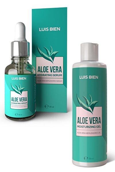 Luis Bien Aloe Vera Jel + Serum Bakım Seti