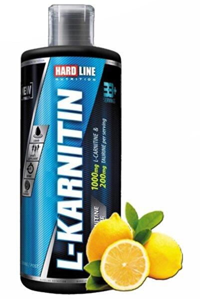 Hardline L-karnitin Sıvı 1000 Mg Limon Aromalı Yağ Yakıcı