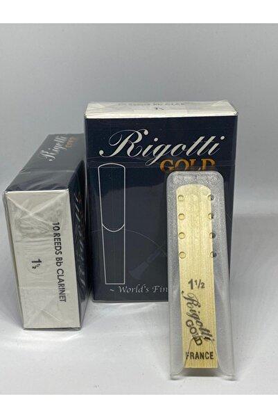 Rigotti Gold Klarnet Kamışı No: 1.5