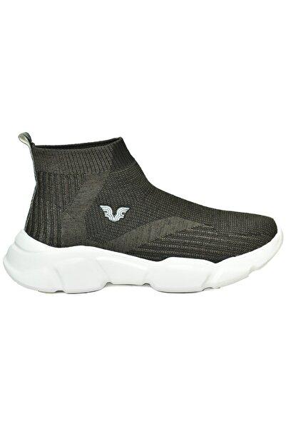 bilcee Kadın Siyah Bilekli Çorap Model Spor Ayakkabı 8865