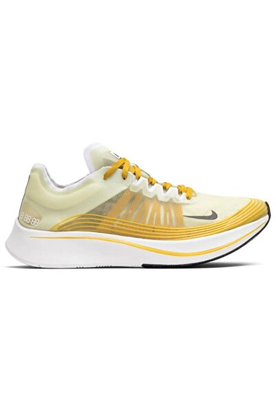 Nike Kadın Sarı Zoom Fly Dark Citron  Spor Ayakkabı Aj9282-300