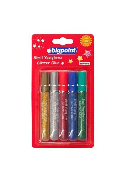 Bigpoint Simli Yapıştırıcı 10.5 ml 5'li Blister 24'lü Kutu