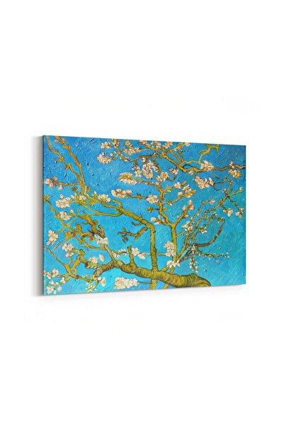 Tabrika Vincent Van Gogh Çiçek Açan Badem Dalları Tablosu