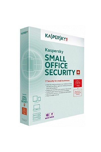 KASPERSKY Ksos Small Office Security, (1 Server + 5 Pc + 5 Md), 1 Yıl
