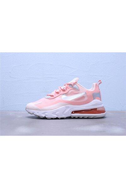 Nike Kadın Mercan  Beyaz  Pembe  Air Max 270 React / / Echo - Cq5420-611