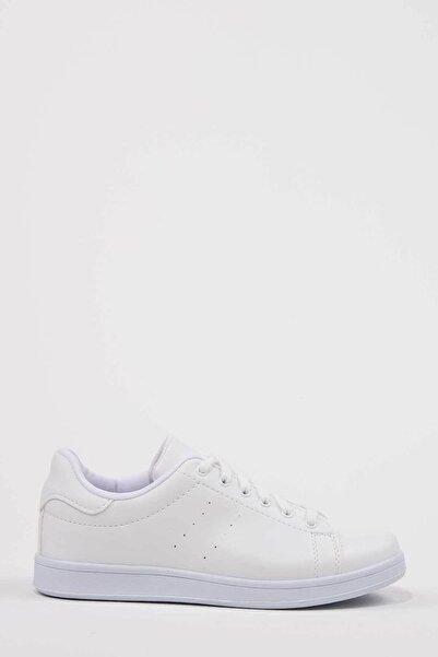 Oioi Kadın Beyaz Spor Ayakkabı 1011-105-0001_3006